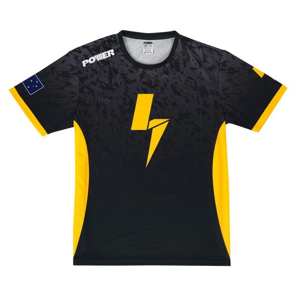 Power Jersey Power By Lachlan