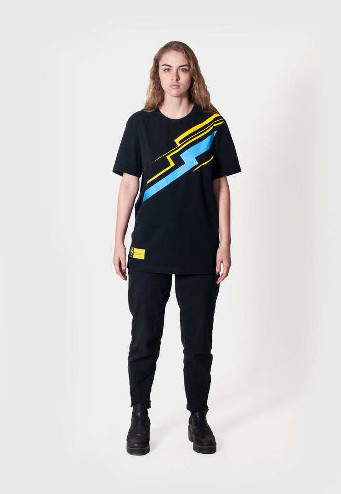 ICON GRADIENT TEE - RERUN