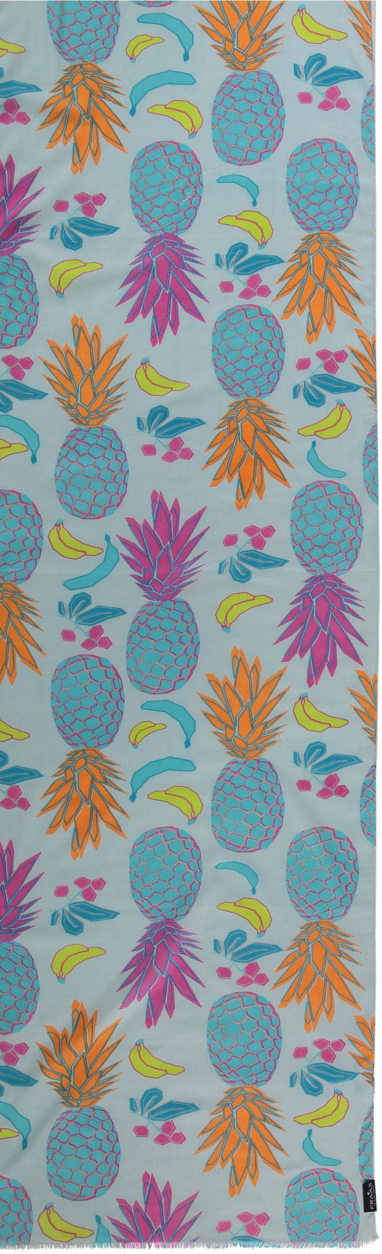Tropicana Printed Cotton Scarf