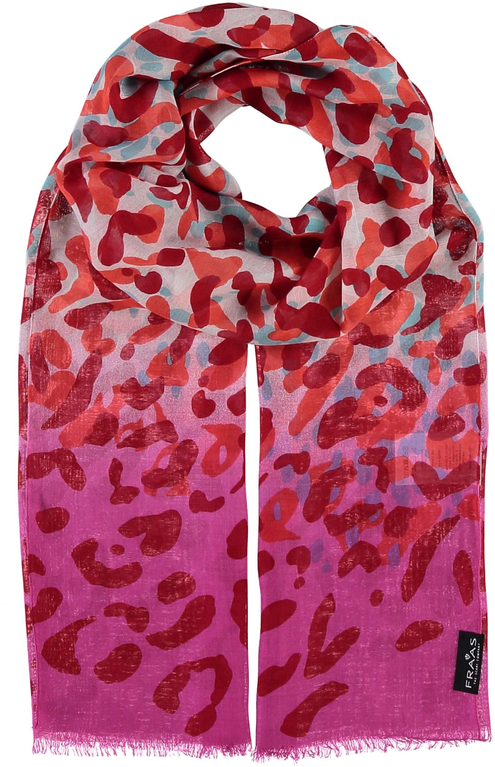Party Animal Printed Viscose Scarf