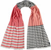 Beach Stripe Cotton Woven Towel Throw