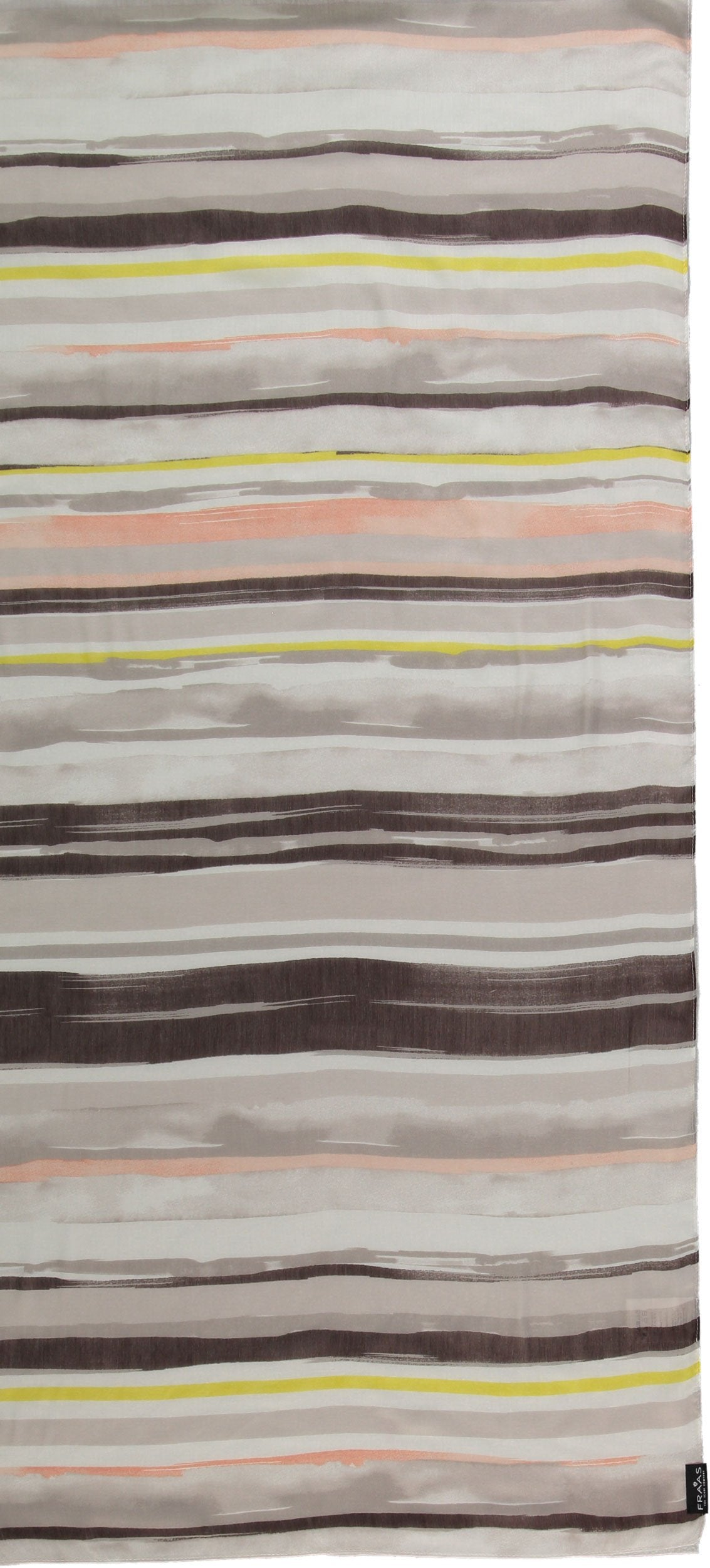 Pool Glow Stripes Polyester Printed Scarf