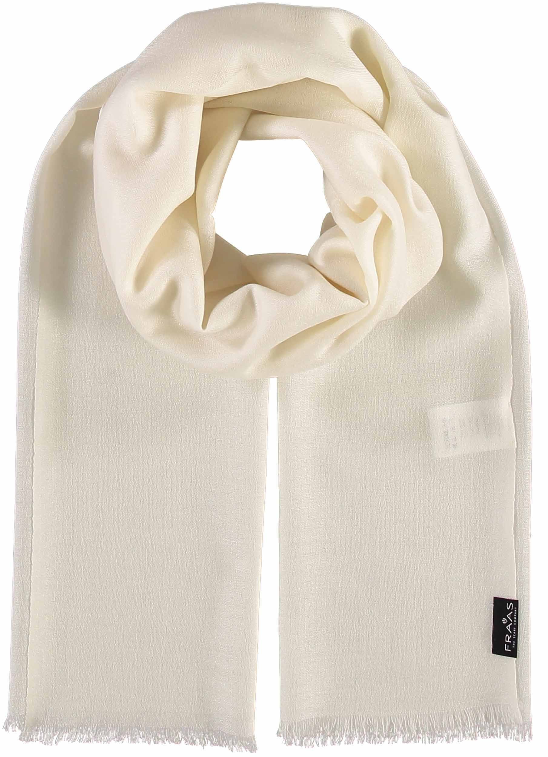 Timeless Lightweight Solid Wool Scarf