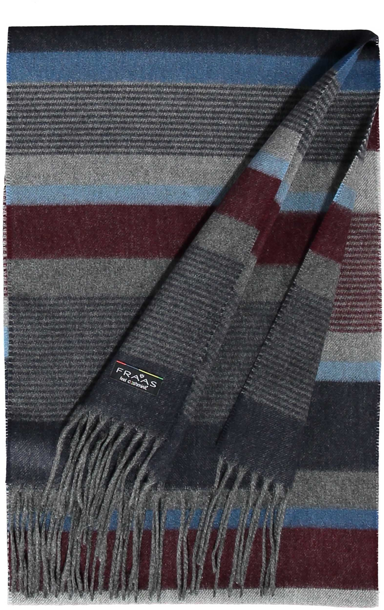 Mixed Stripes Cashmink Scarf