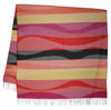 Waves Lightweight Woven Cashmink Throw