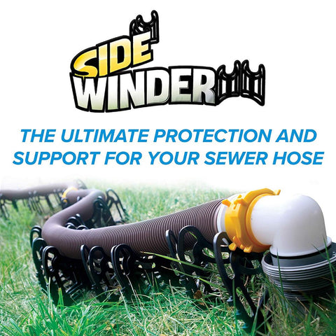 Image of Sidewinder RV Sewer Hose Support