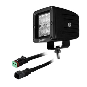 HEISE 6 LED Cube Light - Flood Beam - 3""