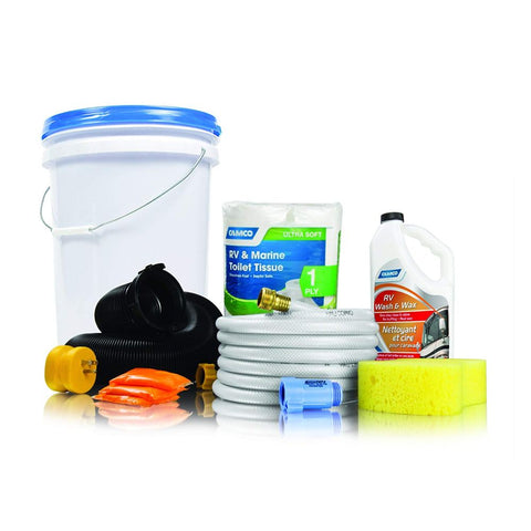Image of Camco RV Starter Kit Bucket