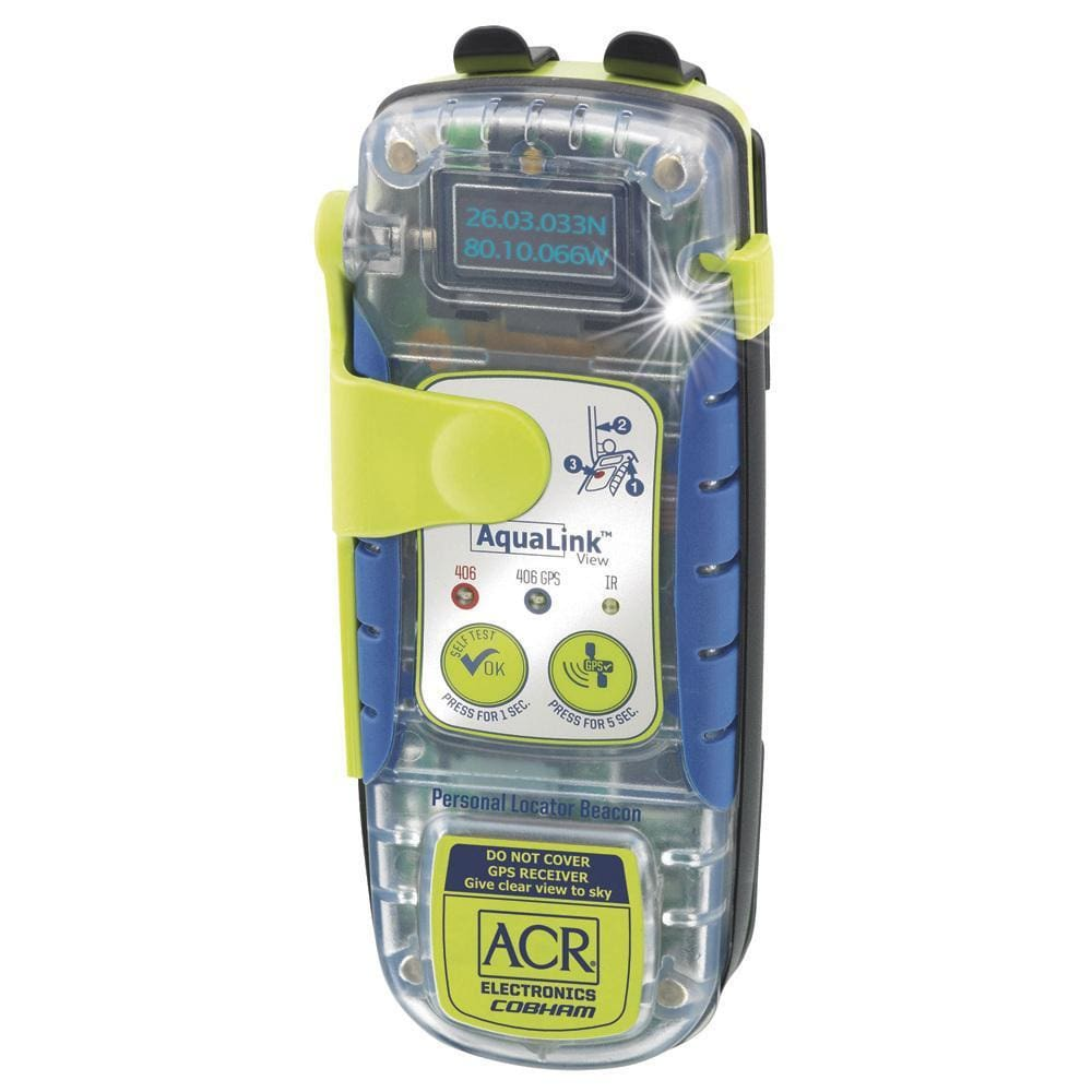 ACR PLB-350C AquaLink View - Outdoor