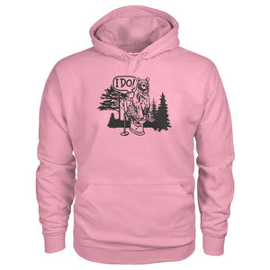 Bear In The Woods Hoodie
