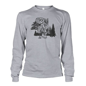 Bear In The Woods Long Sleeve