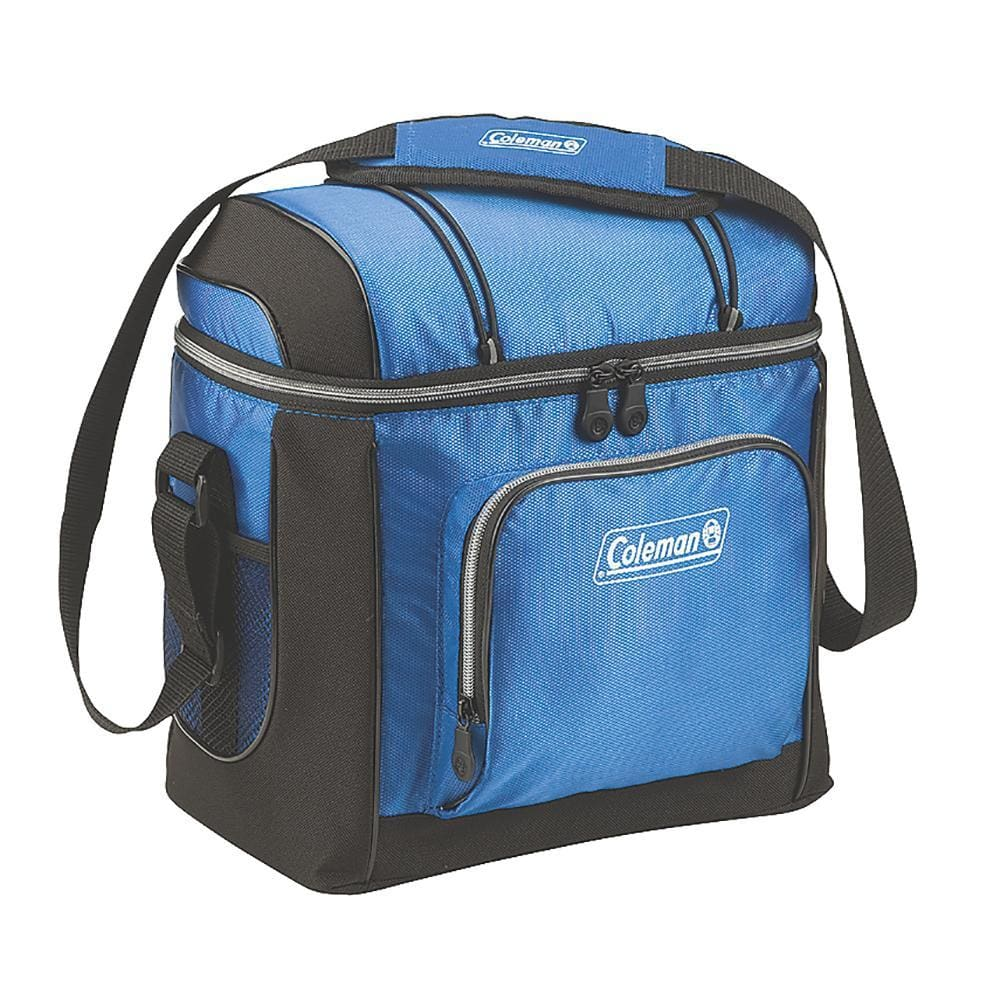 Coleman 16 Can Cooler - Blue - Outdoor