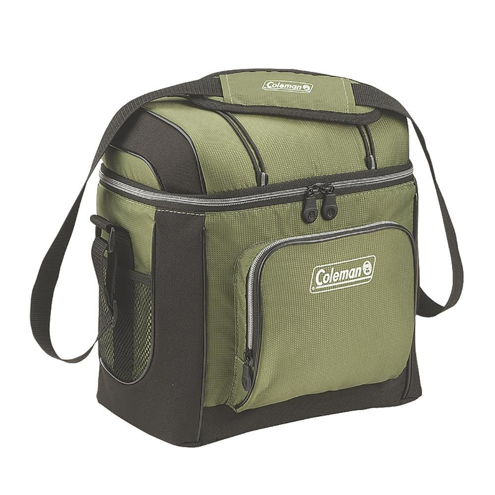 Coleman 16 Can Cooler - Green - Outdoor