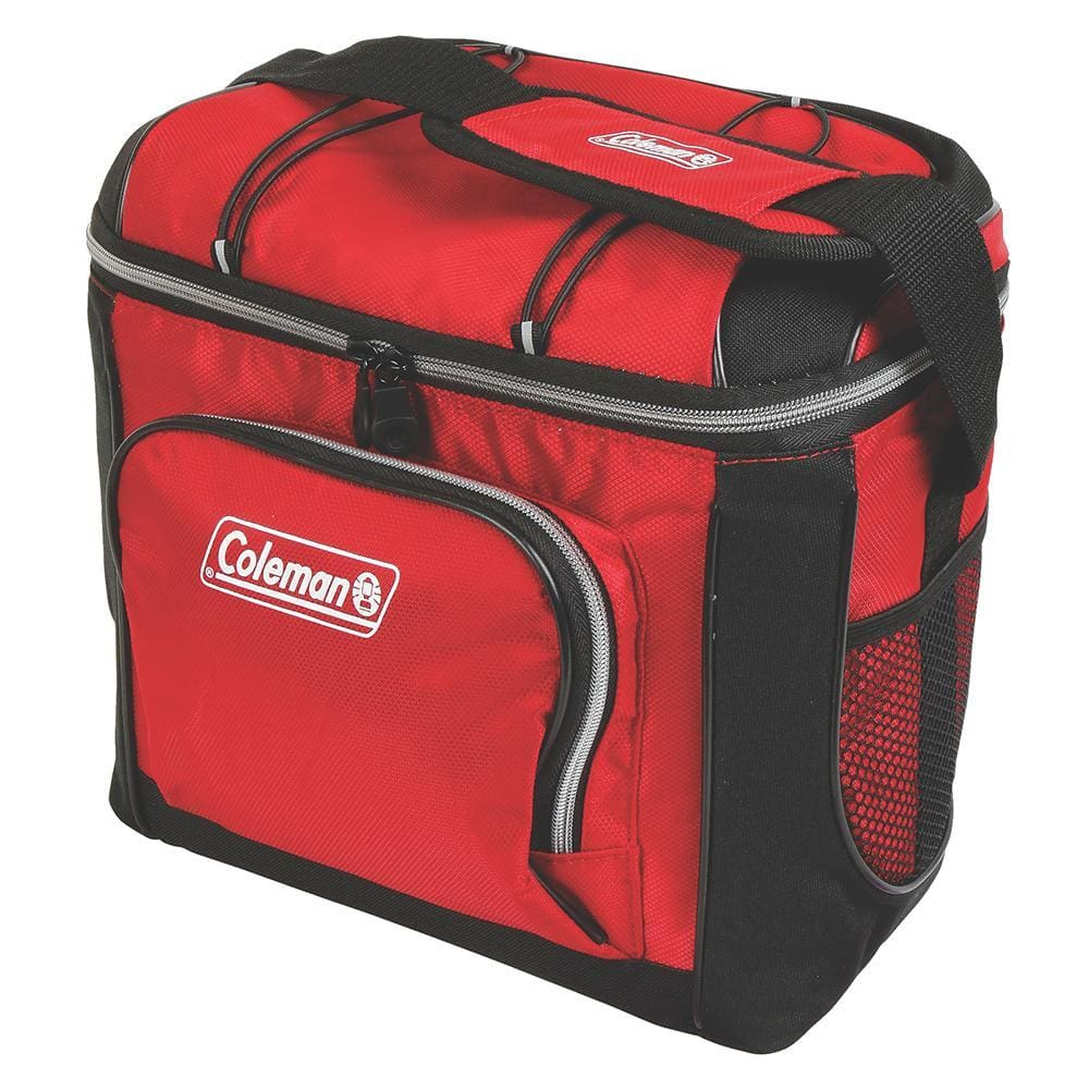 Coleman 16 Can Cooler - Red - Outdoor