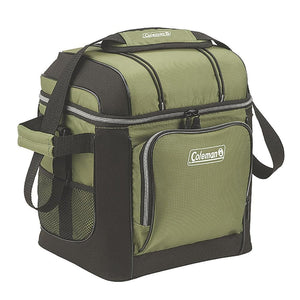 Coleman 30 Can Cooler - Green - Outdoor