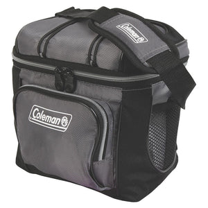 Coleman 9 Can Cooler - Gray - Outdoor