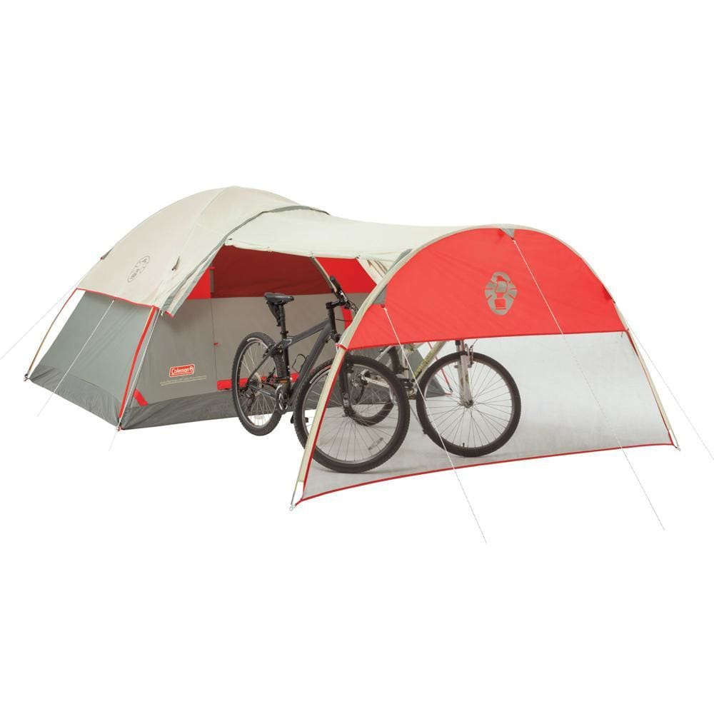 Coleman Cold Springs 4P Dome Tent w-Porch - 4 Person - Outdoor