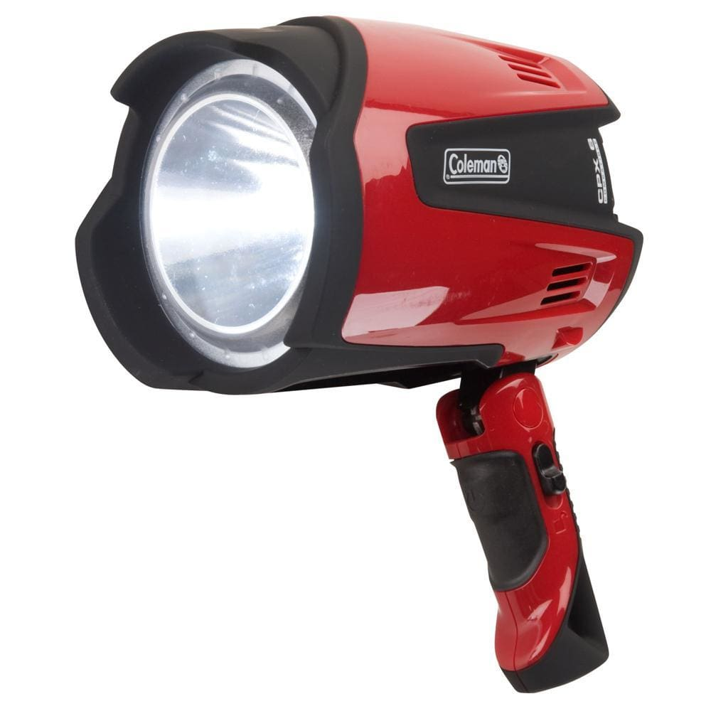 Coleman CPX® 6 Ultra Hight Power LED Spotlight - Red - Outdoor