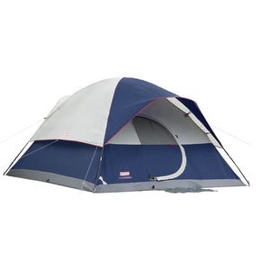 Coleman Elite Sundome 6-Person - 12 x 10 Tent - Outdoor
