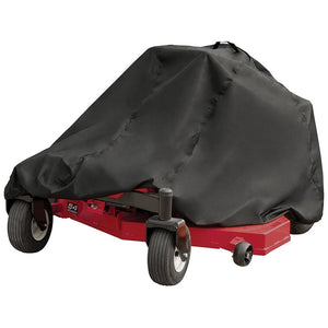 Dallas Manufacturing Co. 150D Zero Turn Mower Cover - Model A Fits Decks Up To 54 - Outdoor