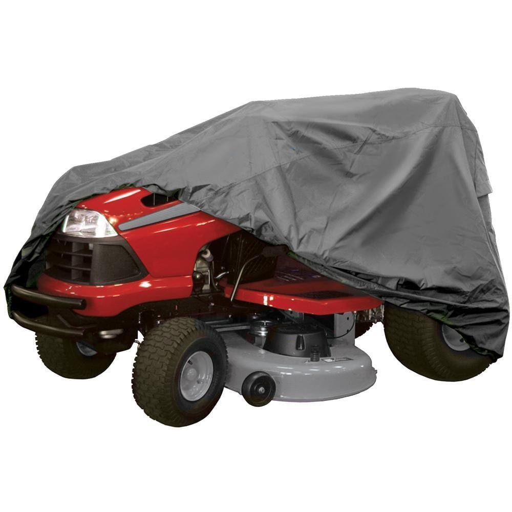 Dallas Manufacturing Co. Riding Lawn Mower Cover - Black - Outdoor