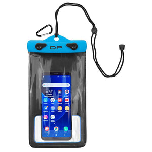 Dry Pak Smart Phone-GPS-MP3 Case - Electric Blue - 5 x 8 - Outdoor
