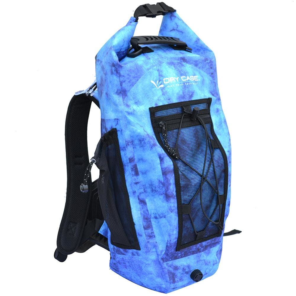 DryCASE Basin Moonwater 20 Liter Waterproof Sport Backpack - Outdoor