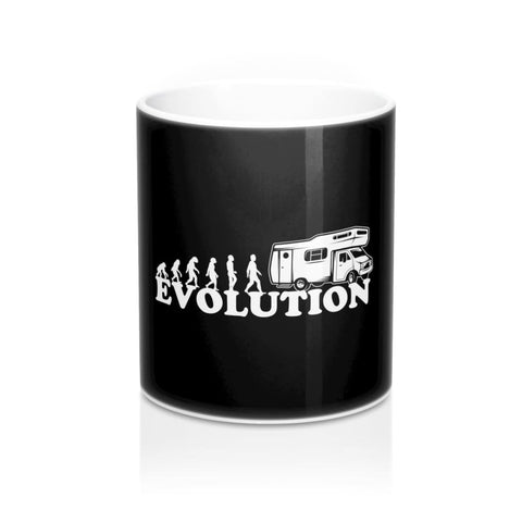 Evolution Mug - 11oz - Mug