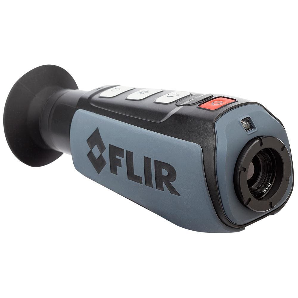 FLIR Ocean Scout 240 NTSC 240 x 180 Handheld Thermal Night Vision Camera - Black - Outdoor