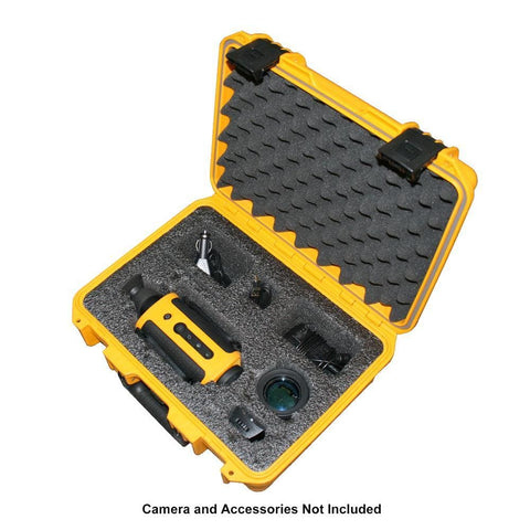 FLIR Rigid Camera Case f-First Mate Cameras & Accessories - Yellow - Outdoor