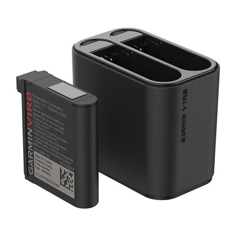 Garmin Dual Battery Charger f-VIRB® Ultra - Outdoor