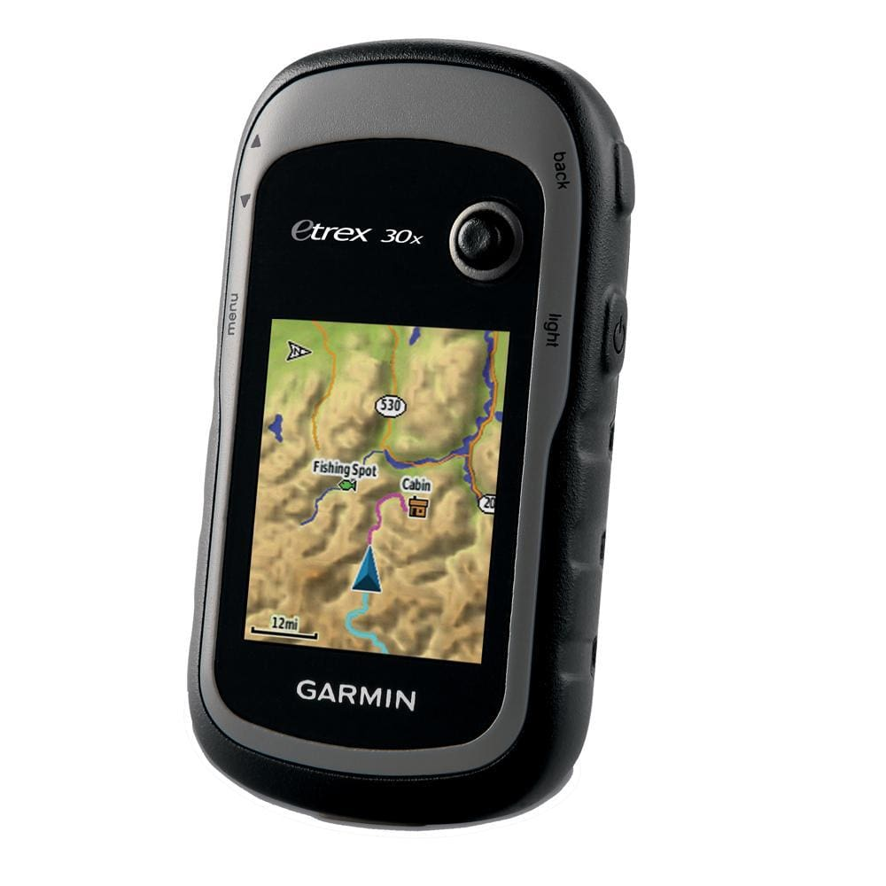 Garmin eTrex® 30x Handheld GPS - Outdoor