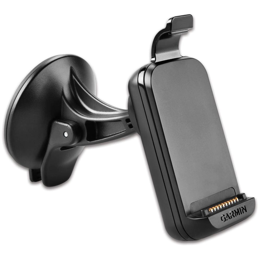 Garmin Powered Suction Cup Mount w-Speaker f-nüvi® 34xx Series & 37xx Series - Automotive/RV
