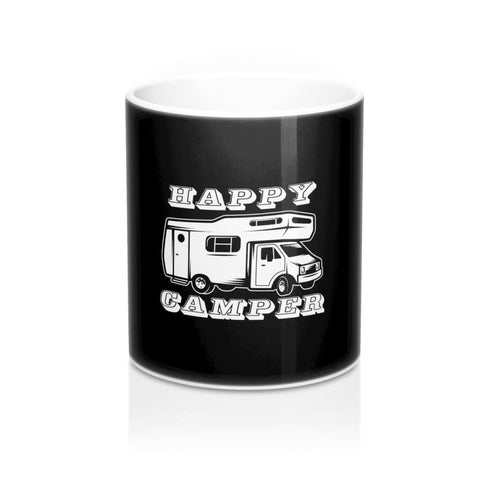 Image of Happy Camper Mug - Mug
