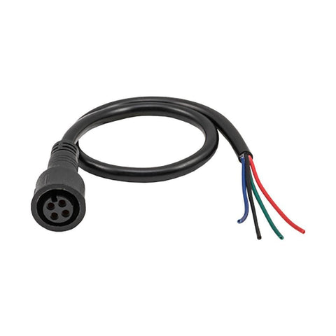HEISE Pigtail Adapter f-RGB Accent Lighting Pods - Automotive/RV