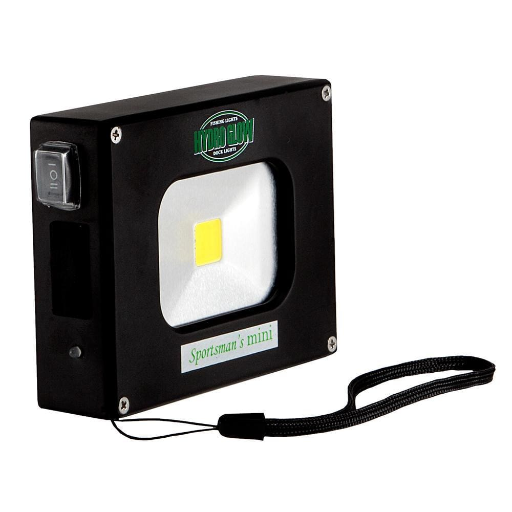 Hydro Glow SMl0 10W Personal Flood Light - USB Rechargeable - Outdoor