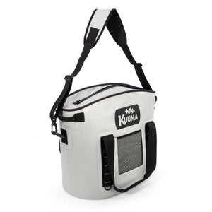 Kuuma 33 Quart Soft-Sided Cooler w-Sealing Zipper - Waterproof Coated Nylon - Outdoor