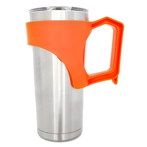 Kuuma Tumbler Handle - f-20oz Tumbler - Orange - Outdoor