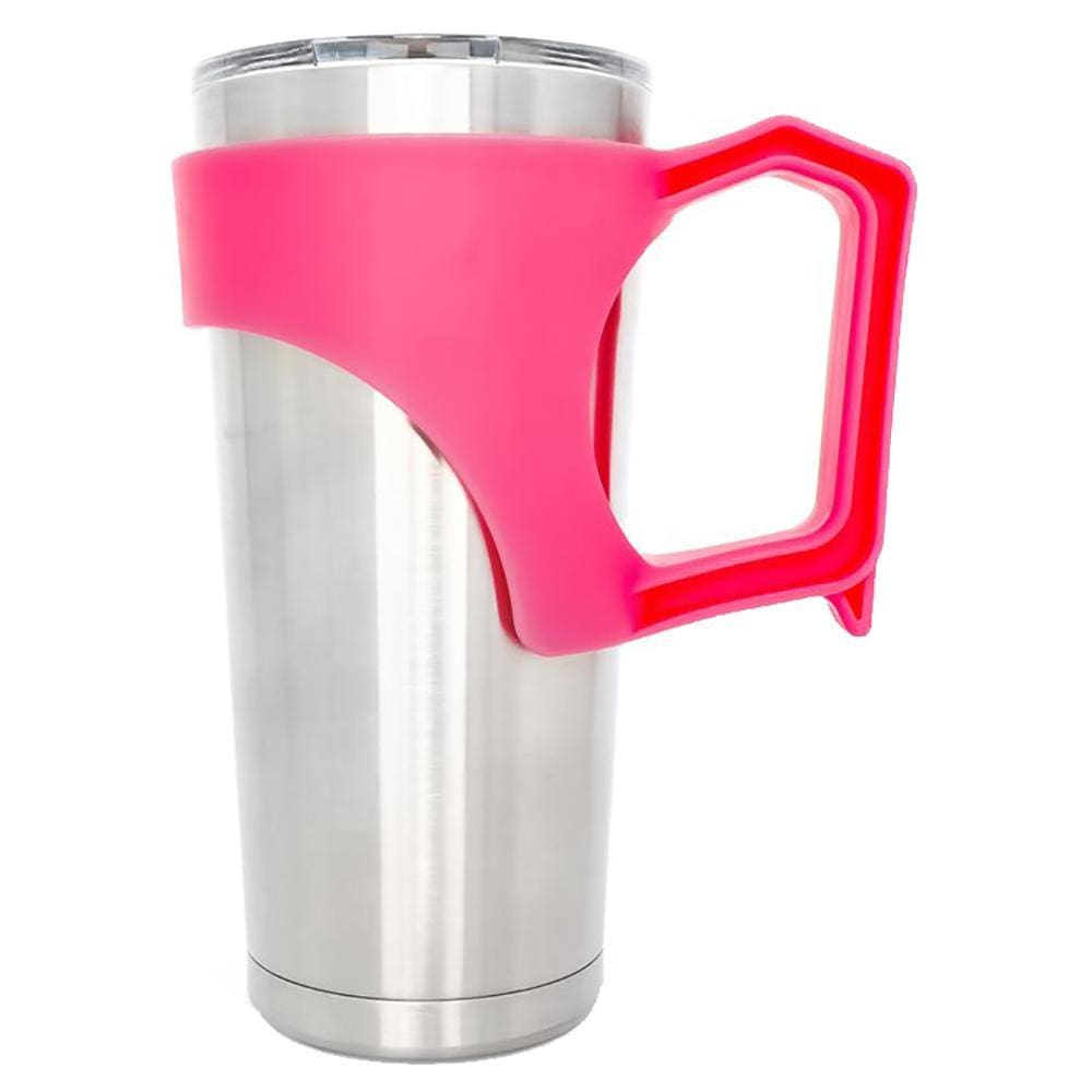 Kuuma Tumbler Handle - f-20oz Tumbler - Pink - Outdoor