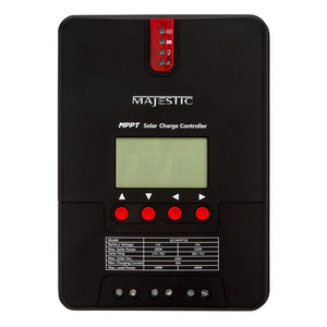 Majestic MPPT Solar Charge Controller - 20 Amp - Outdoor