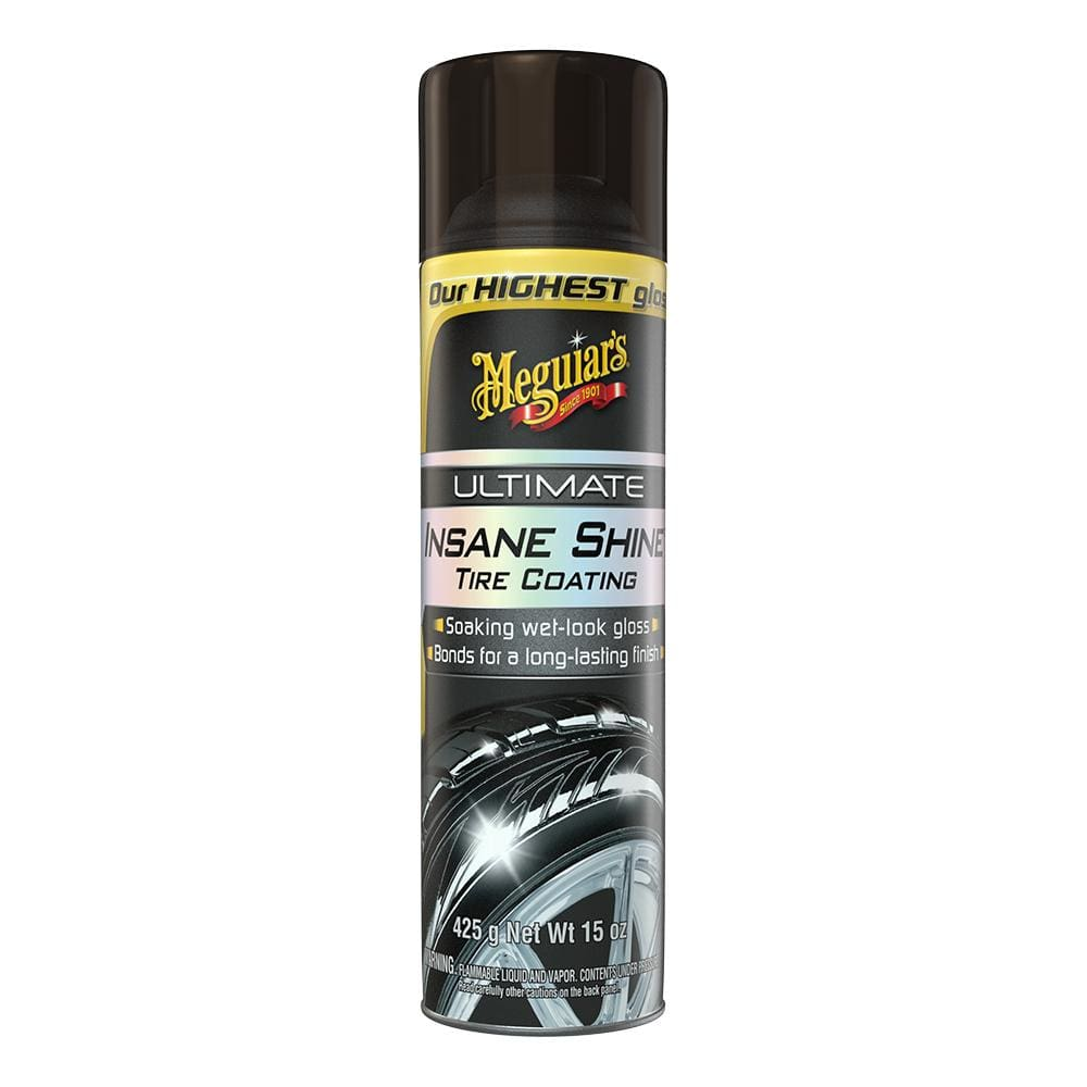 Meguiars Ultimate Insane Shine Tire Coating - 15oz. *Case of 6* - Automotive/RV