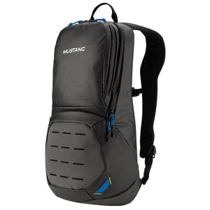 Mustang Bluewater 15L Hydration Pack - Grey - Outdoor