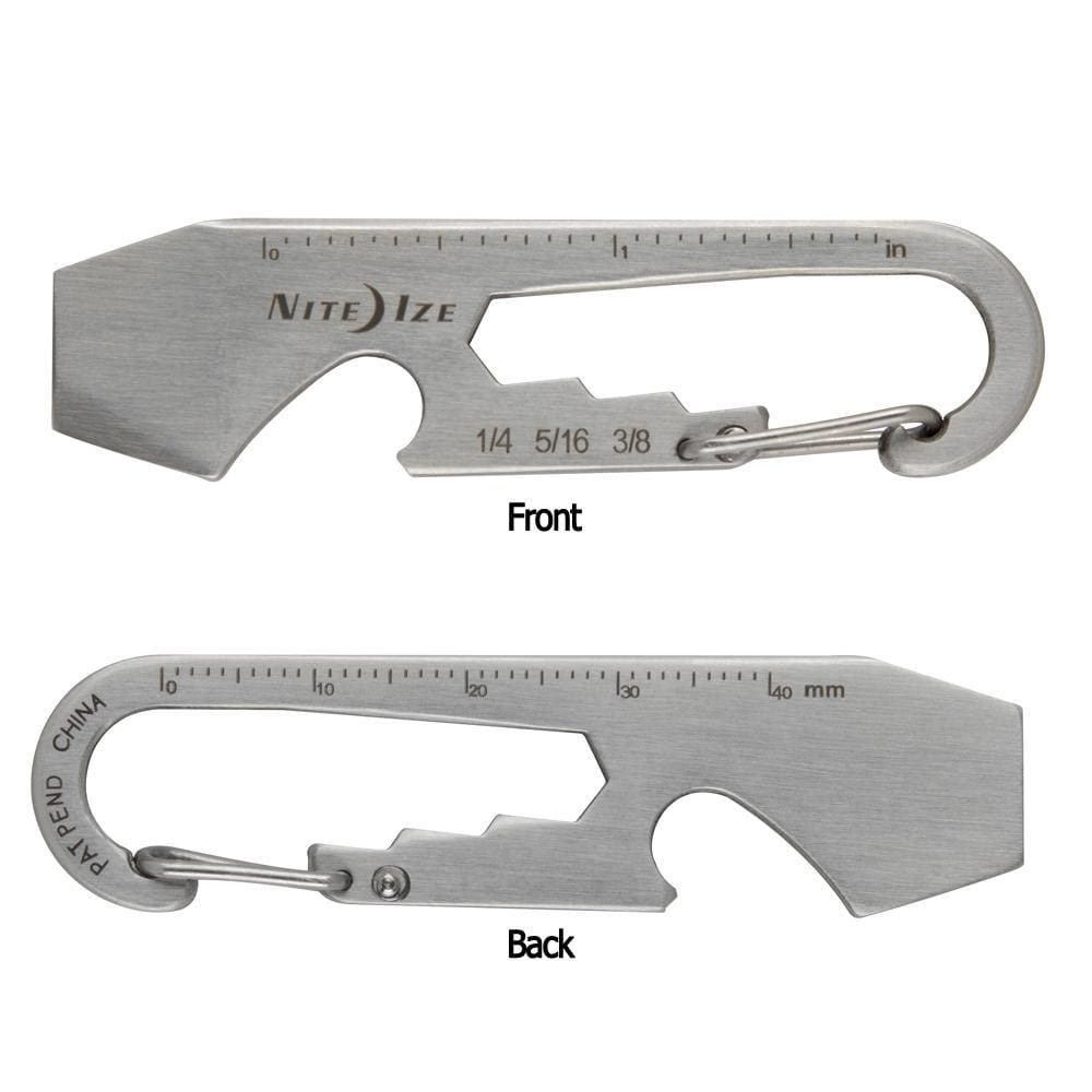 Nite Ize Doohickey Key Tool - Stainless Steel - Outdoor
