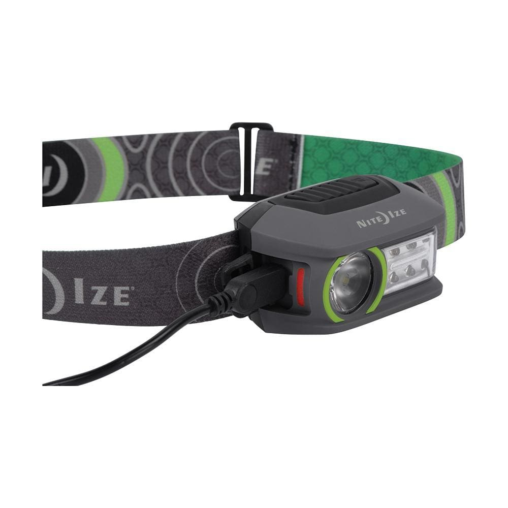 Nite Ize Radiant® 250 Rechargeable Headlamp - Outdoor