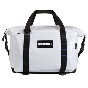 NorChill BoatBag xTreme Large 48-Can Cooler Bag - White Tarpaulin - Outdoor