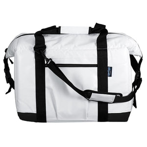 NorChill BoatBag xTreme Small 12-Can Cooler Bag - White Tarpaulin - Outdoor