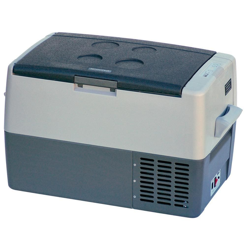 Norcold Portable Refrigerator-Freezer - 64 Can Capacity - 12VDC - Outdoor