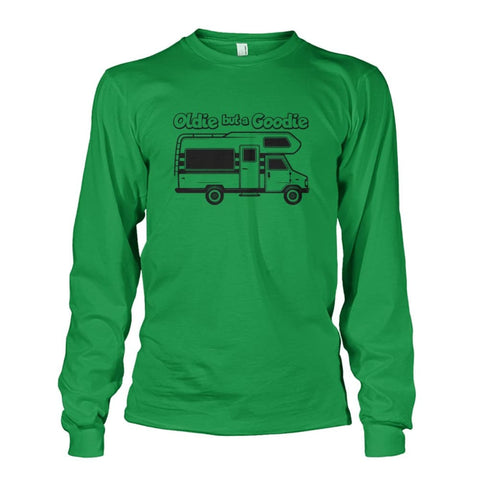 Oldie but a Goodie Long Sleeve - Irish Green / S - Long Sleeves
