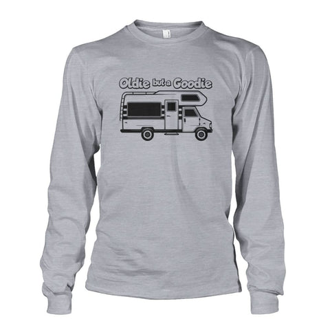 Image of Oldie but a Goodie Long Sleeve - Sports Grey / S - Long Sleeves