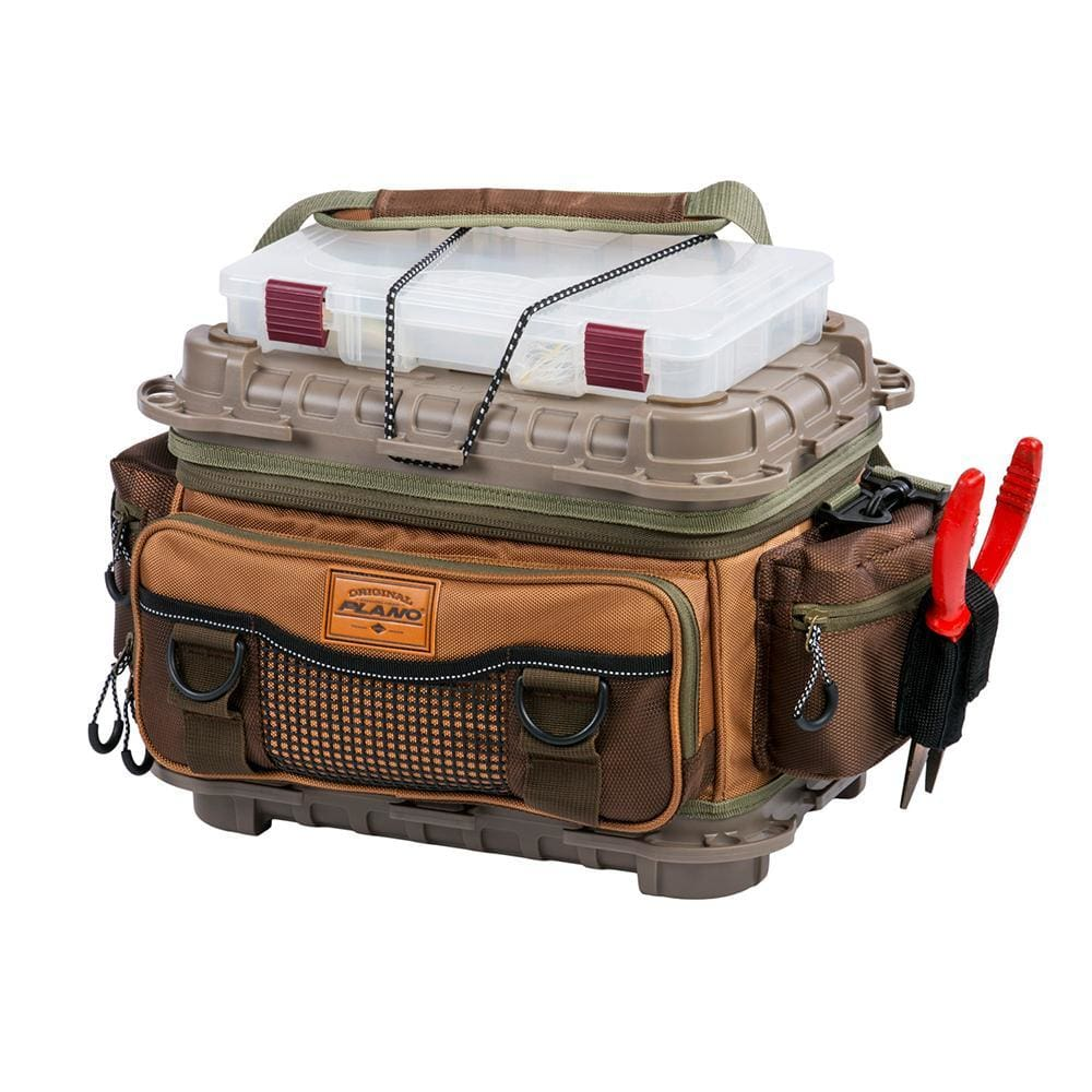 Plano Guide Series Tackle Bag - 3650 Series - Tan-Brown - Outdoor